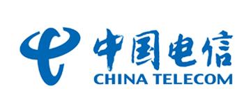 3中国电信logo